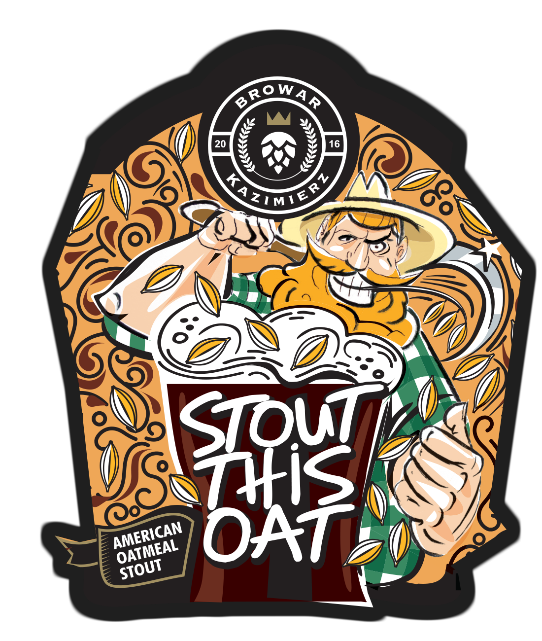 Piwo Stout this OAT